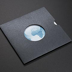 carte Eclipse anthracite