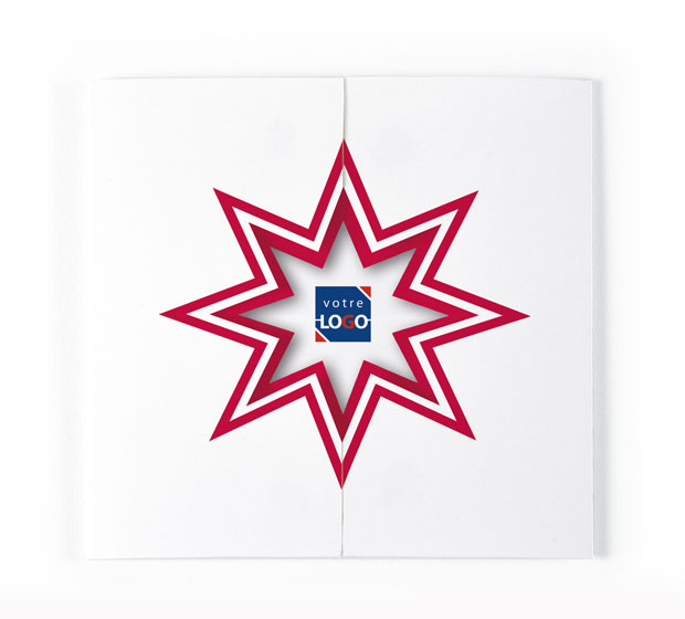 carte Star rouge - Photo 1