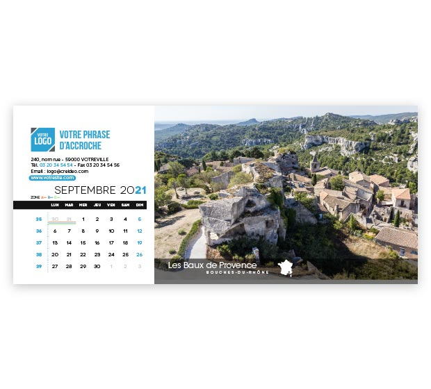 calendrier Allongé - Photo 15