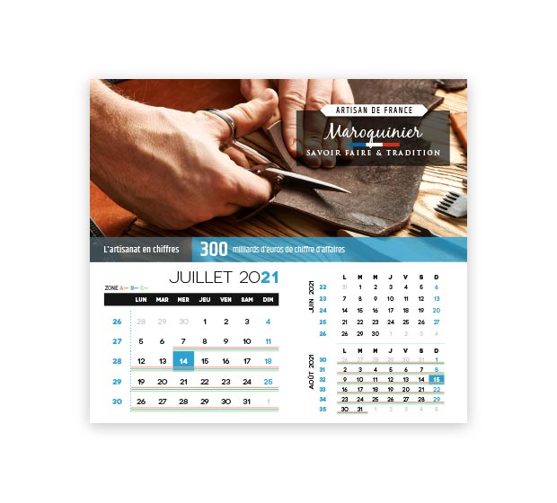 Calendrier integral - Photo 13