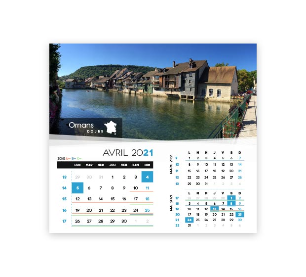 calendrier integral - Photo 10