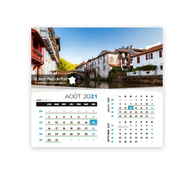 calendrier integral - Photo 14