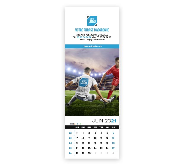 Calendrier Longo logo - Photo 12