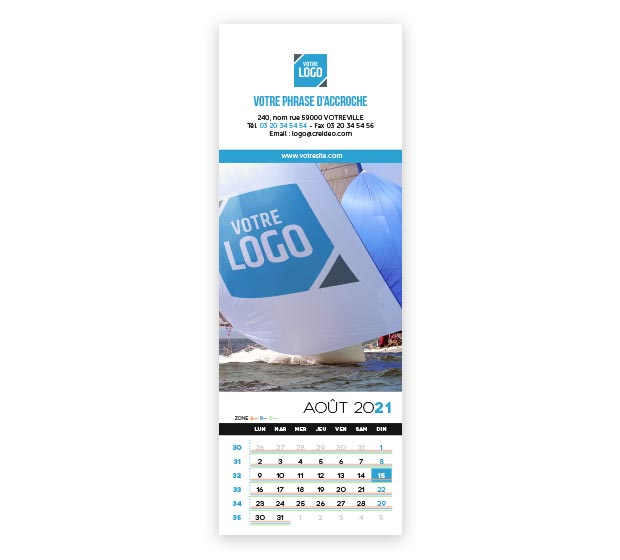 Calendrier Longo logo - Photo 14