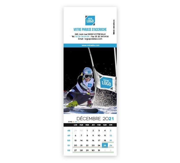 Calendrier Longo logo - Photo 18