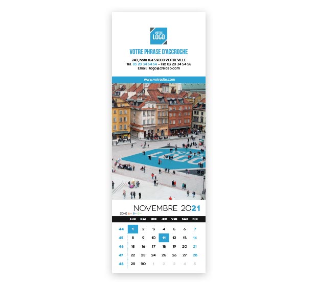 calendrier Longo logo - Photo 17