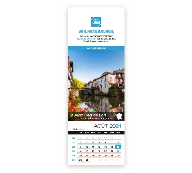 calendrier Longo - Photo 14