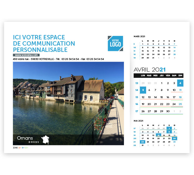 calendrier Prestige - Photo 11