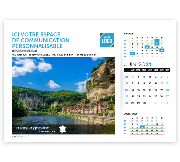 calendrier Prestige - Photo 13