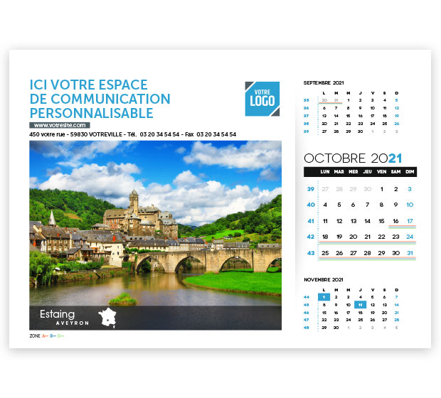 calendrier Prestige - Photo 17