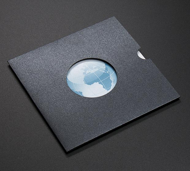 Carte Eclipse anthracite - Photo 1